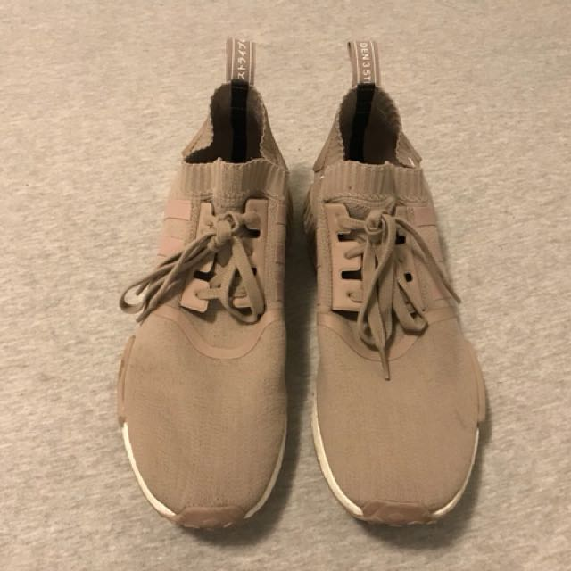 """NMD_R1 PK """"French beige"""""""