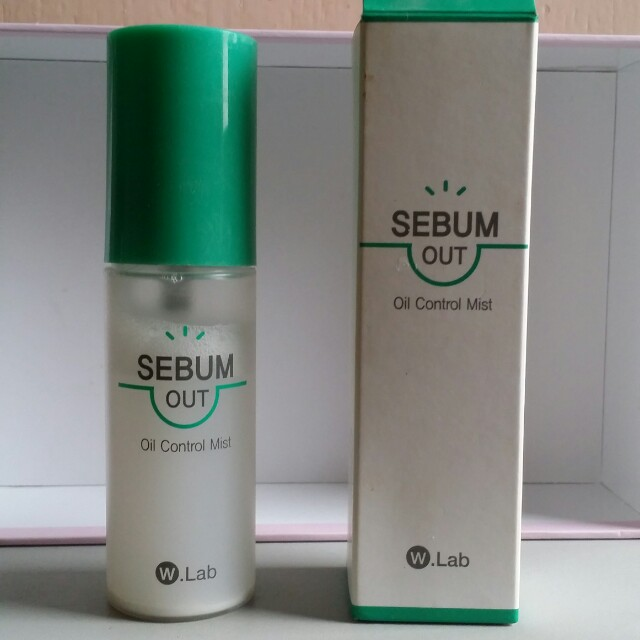 Oil control mist sebum out