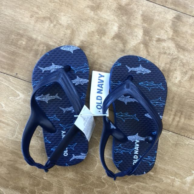 old navy slippers for baby boys