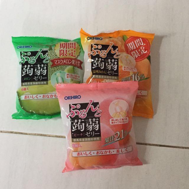 Orihiro jelly