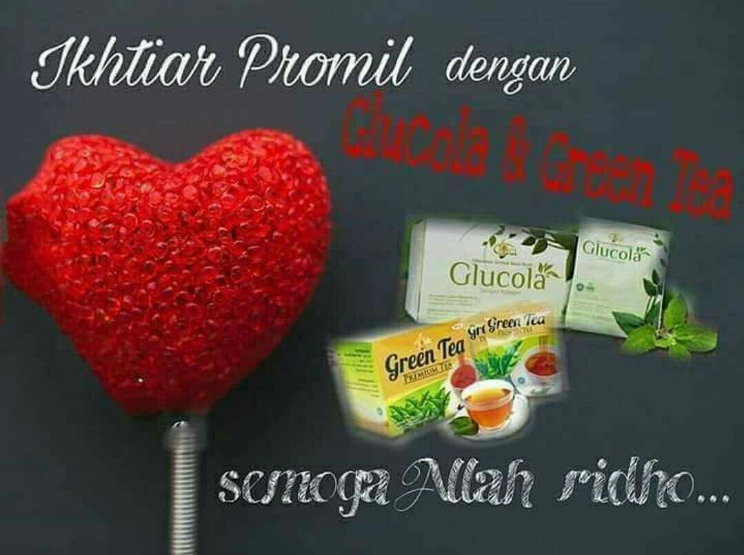 Paket promil - green tea & glucola