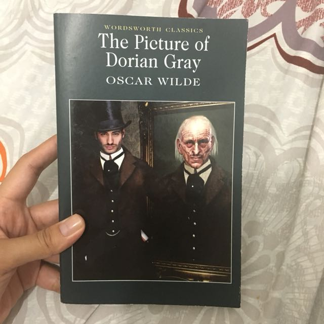 Picture of Gray Dorian