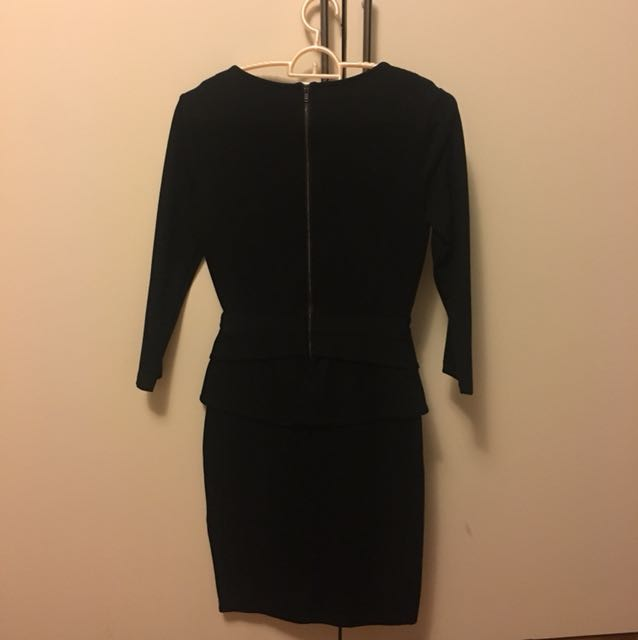 Portman corporate/office lady dress black size 6