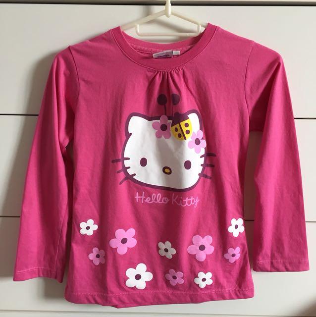 Pre ❤️ Hello Kitty kids long sleeves