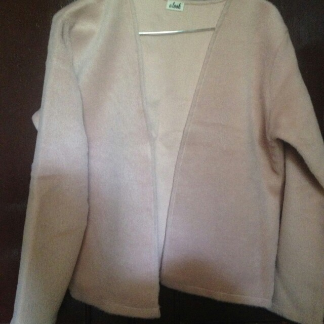 Preloved furry outer