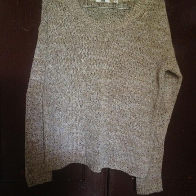 Preloved knitwear uniqlo