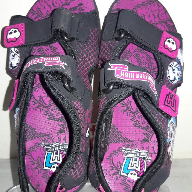Preloved Monter High Sandal (23cm)