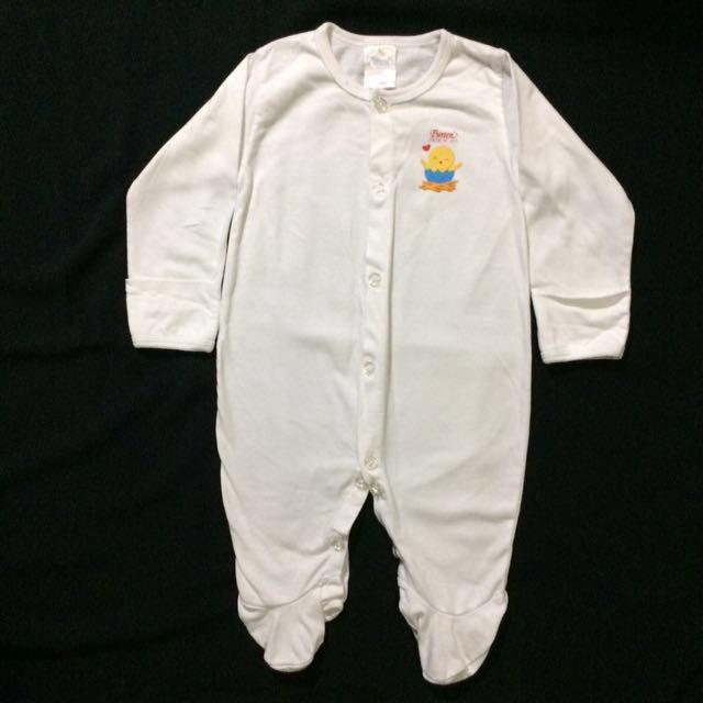 PUREEN Baby Sleepsuit