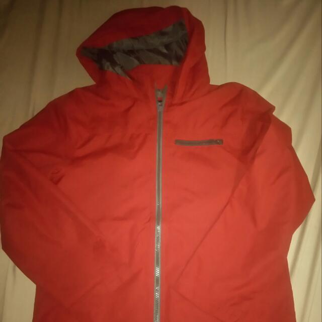 -Cherokee- Red Jacket