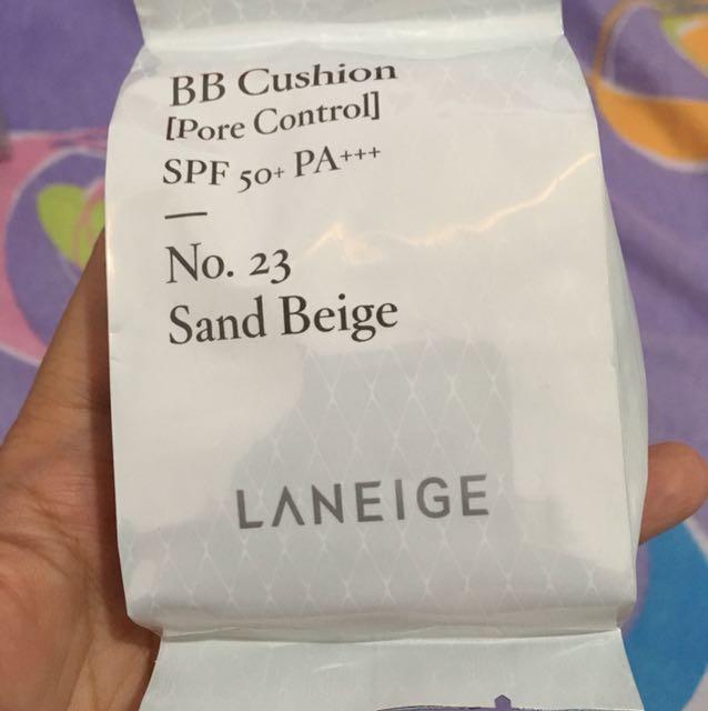Refill BB Cushion Pore Control