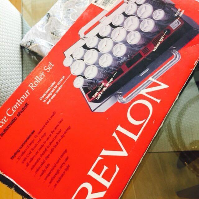 Revlon Hair Curler