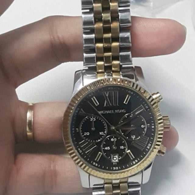 Selling my personal MK watch For only 4k