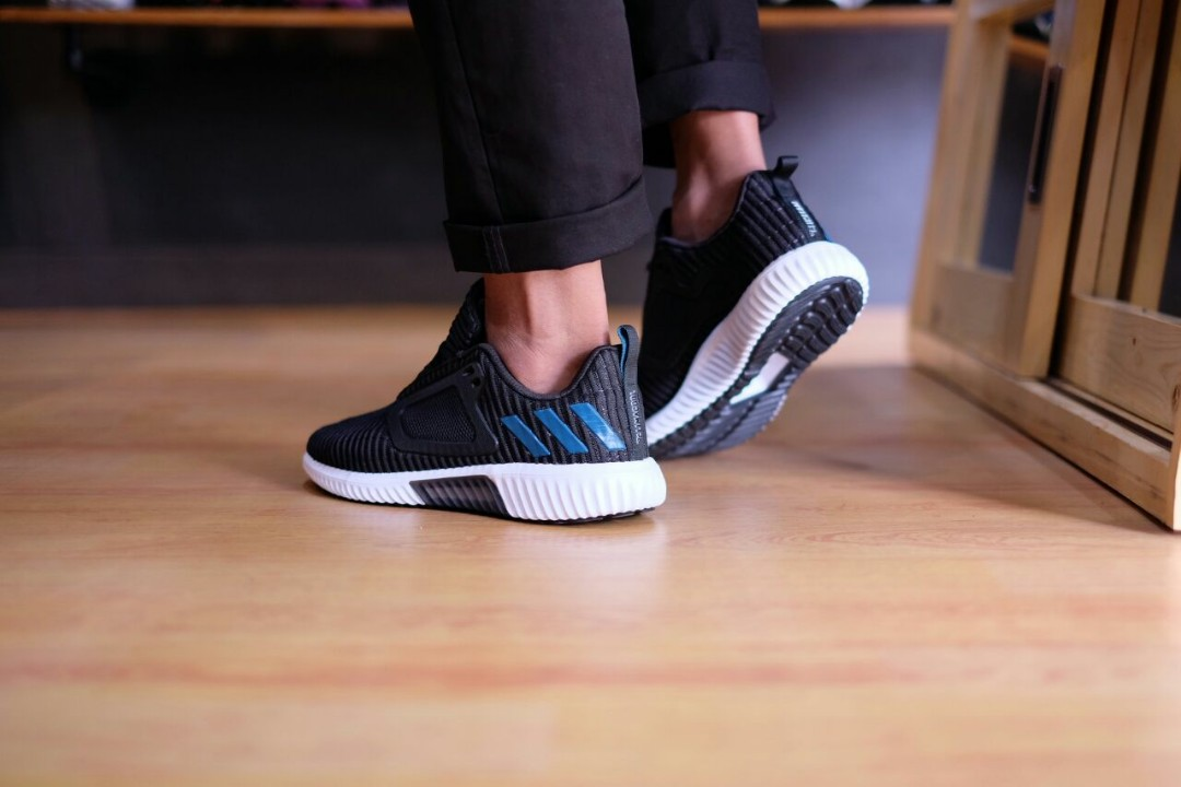 1380fb248 SEPATU ADIDAS CLIMACOOL BOUNCE BLACK LIST BLUE