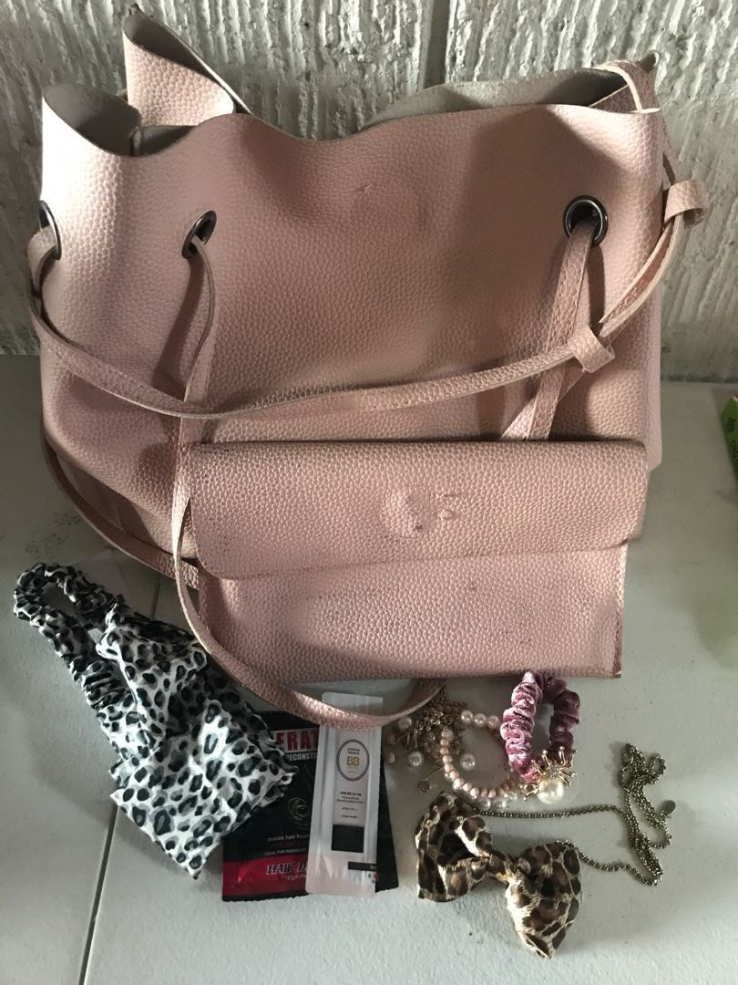 SET 3: Bag + Accessories