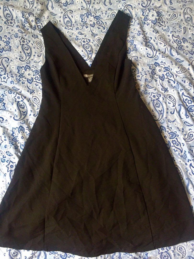 Skater Dress with Side Pocket
