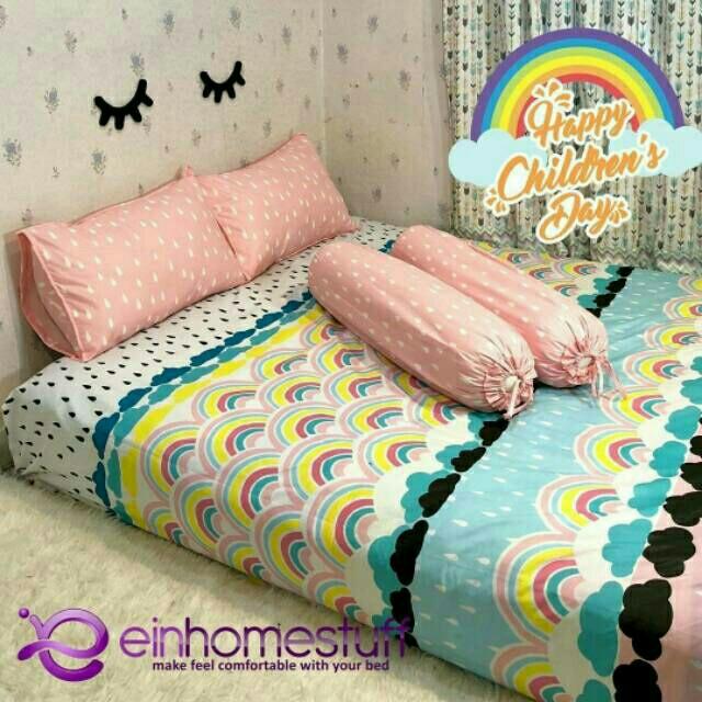 Sprei bedcover custom