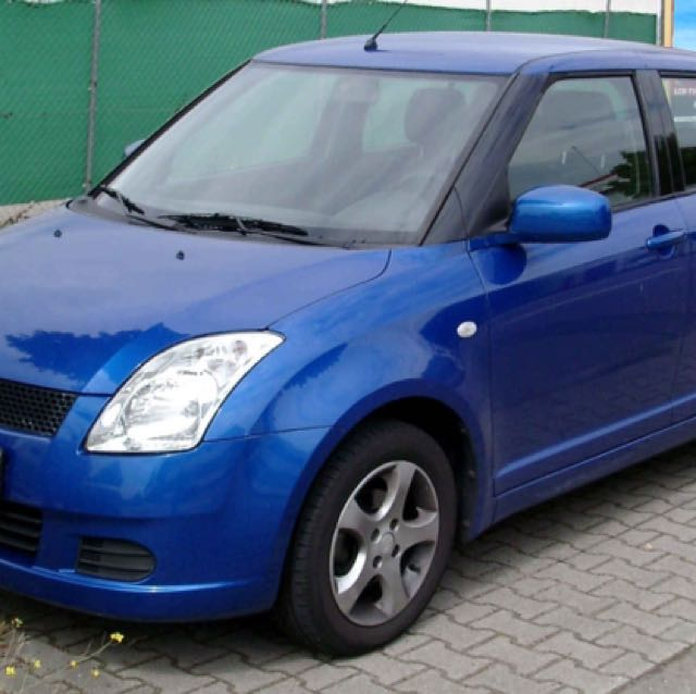 Suzuki swift 06