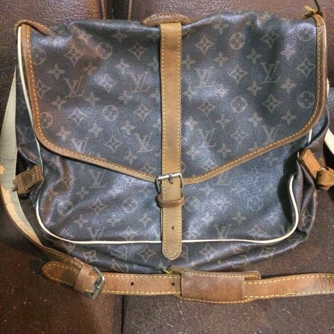 Tas / bag Louis vuitton authentic/original