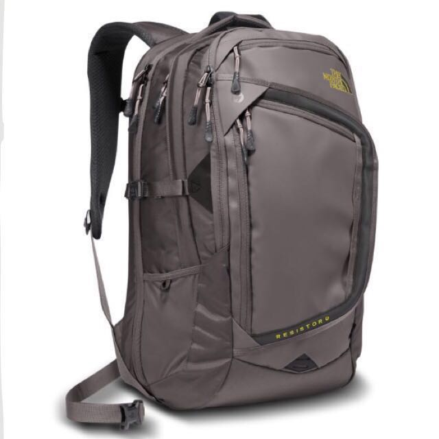 THE NORTH FACE RESISTOR CHARGED BACKPACK | HAVERSACK