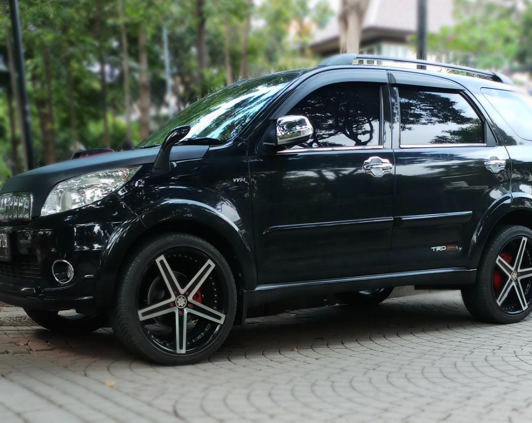 49+ Trend Modif Velg Mobil Rush Terbaru | Mobilio Oto