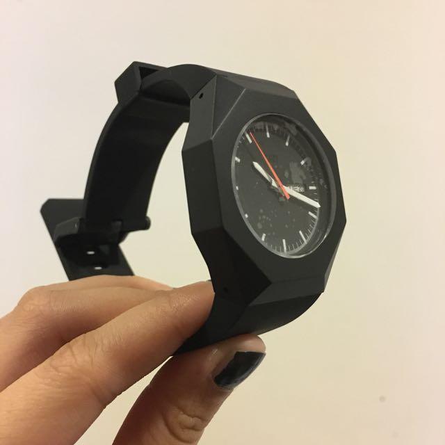 UNITED NUDE 鑽石切割面手錶