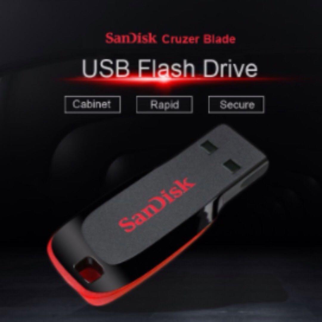 USB Sandisk 64 Gb