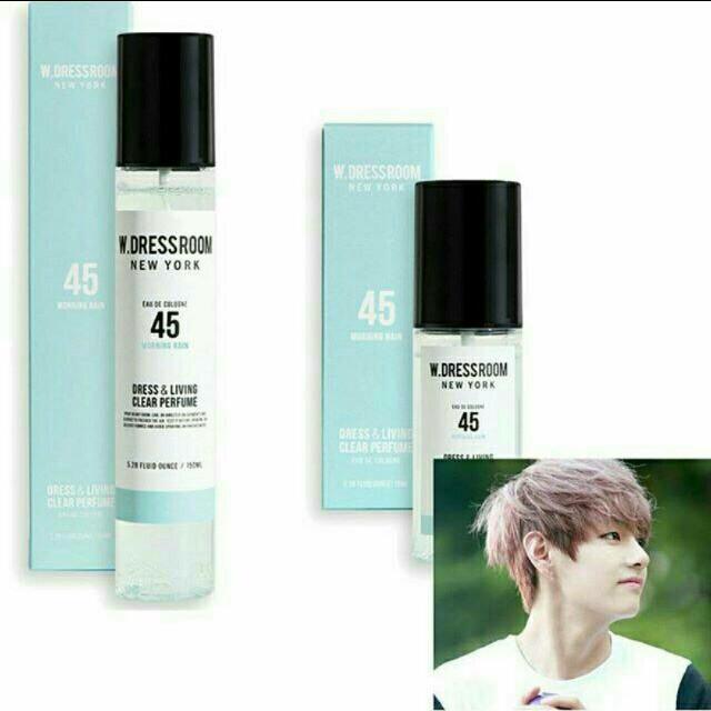 Best Seller!! V BTS!!! W.Dressroom New York Dress and Living Clear Perfume (70ml)