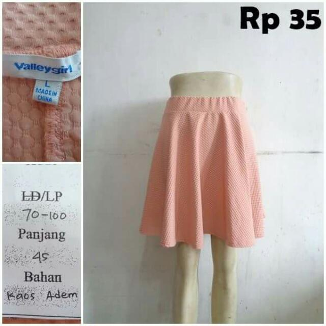 Valey Girl Skirt