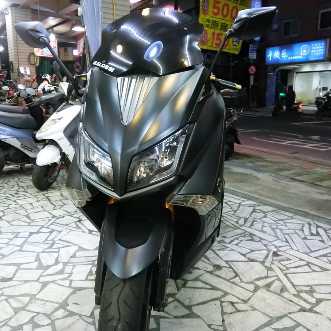 YAMAHA T-MAX530 ABS特仕版