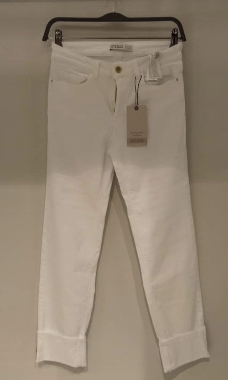 Zara Jeans White