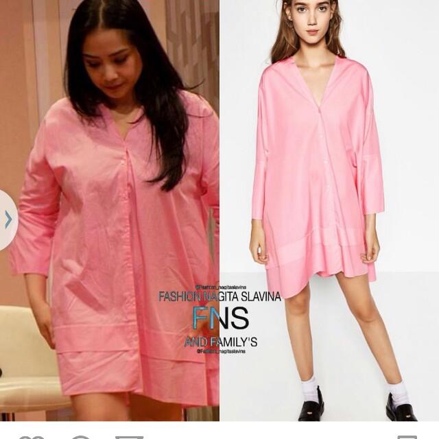Zara top / dress