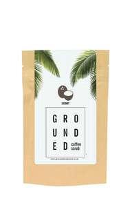 INSTOCK: DRY SKIN BUSTER COCONUT COFFEE SCRUB