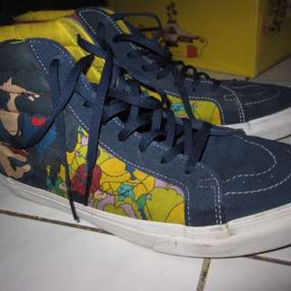 Vans Beatles Series ORIGINAL