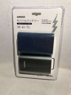 Miniso Power Bank 5000 mAh
