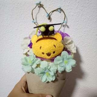 $18 Disney Tsum Tsum graduation bouquet