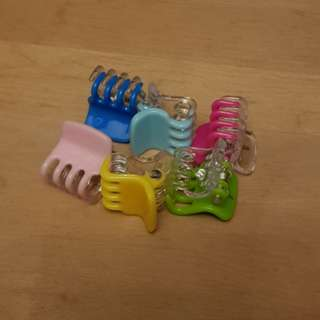 BN Hair Claw Clips
