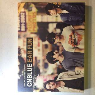 CN blue Special Limited edition Ear Fun album