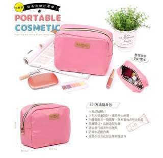 Dolly club cosmetic pouch