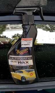 Megurias Ultimate Quik Wax