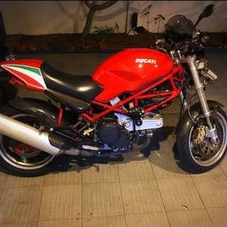 Ducati M400 (COE2021) Custom