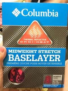 Columbia 超暖底衫
