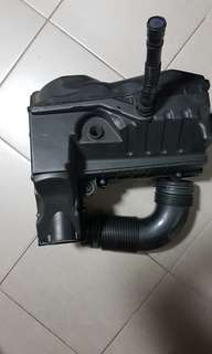 VW Scirocco stock air intake