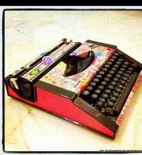 Typewriter's