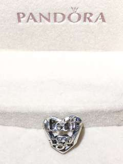 Pandora Frozen Let it go Charm
