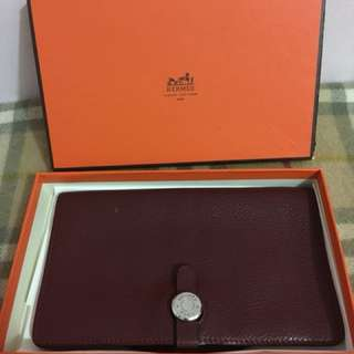 Hermés Money Note Wallet
