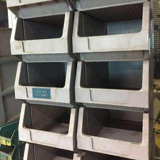 Storage Container Organizer
