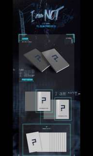 (PRE-ORDER) STRAY KIDS/ 1ST MINI ALBUM : I AM NOT