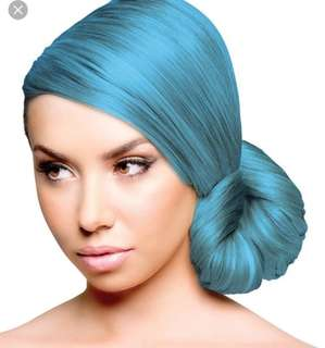 💓SPARKS HAIR DYE ( MERMAID BLUE)💓