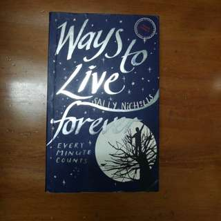 Ways to Love Forever by Sally Nichills