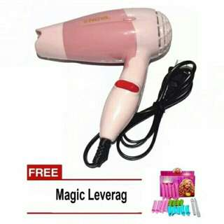 Hair Dryer w/ Free Magic Leverag